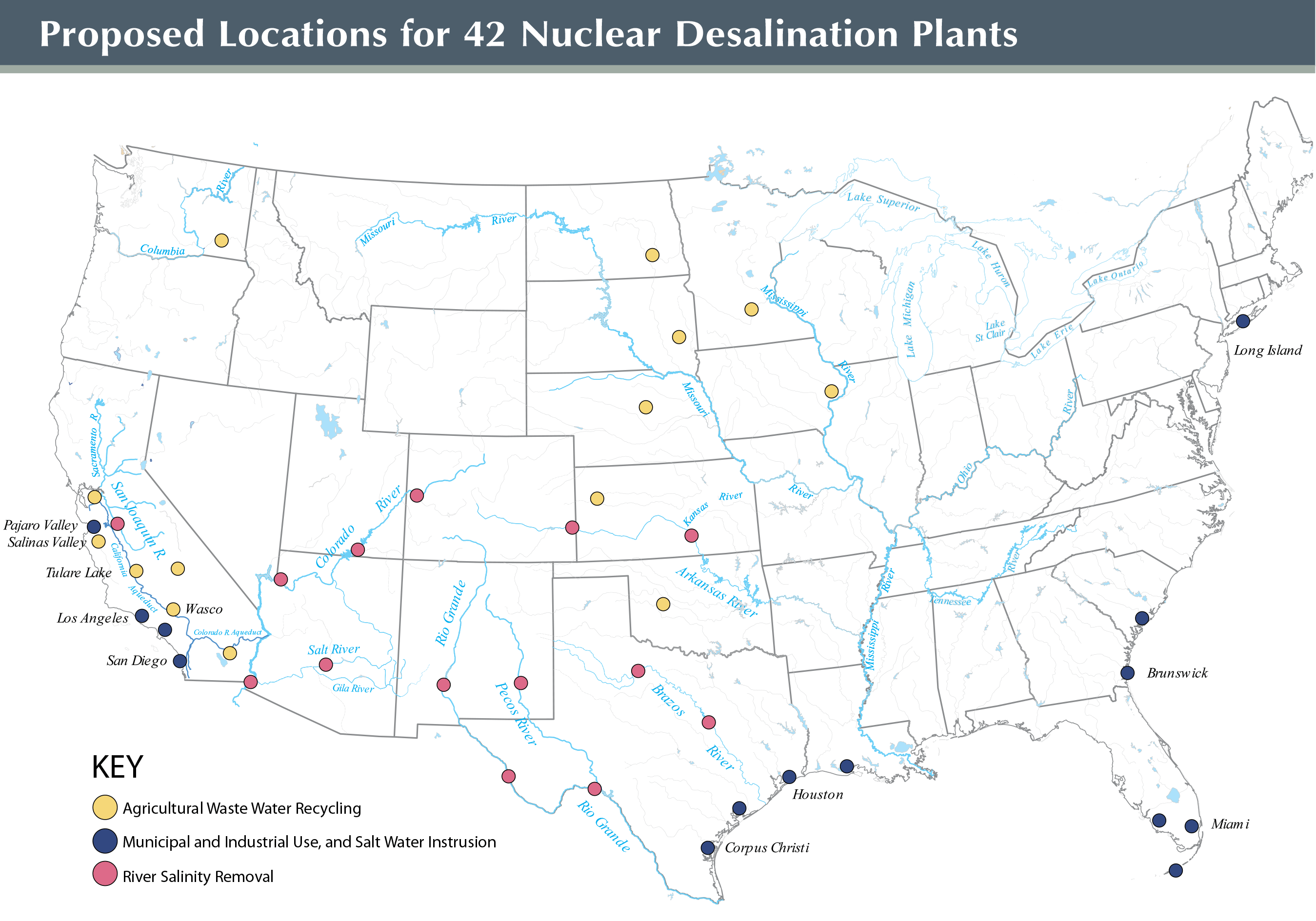 Nuclear-Desalination-Plants