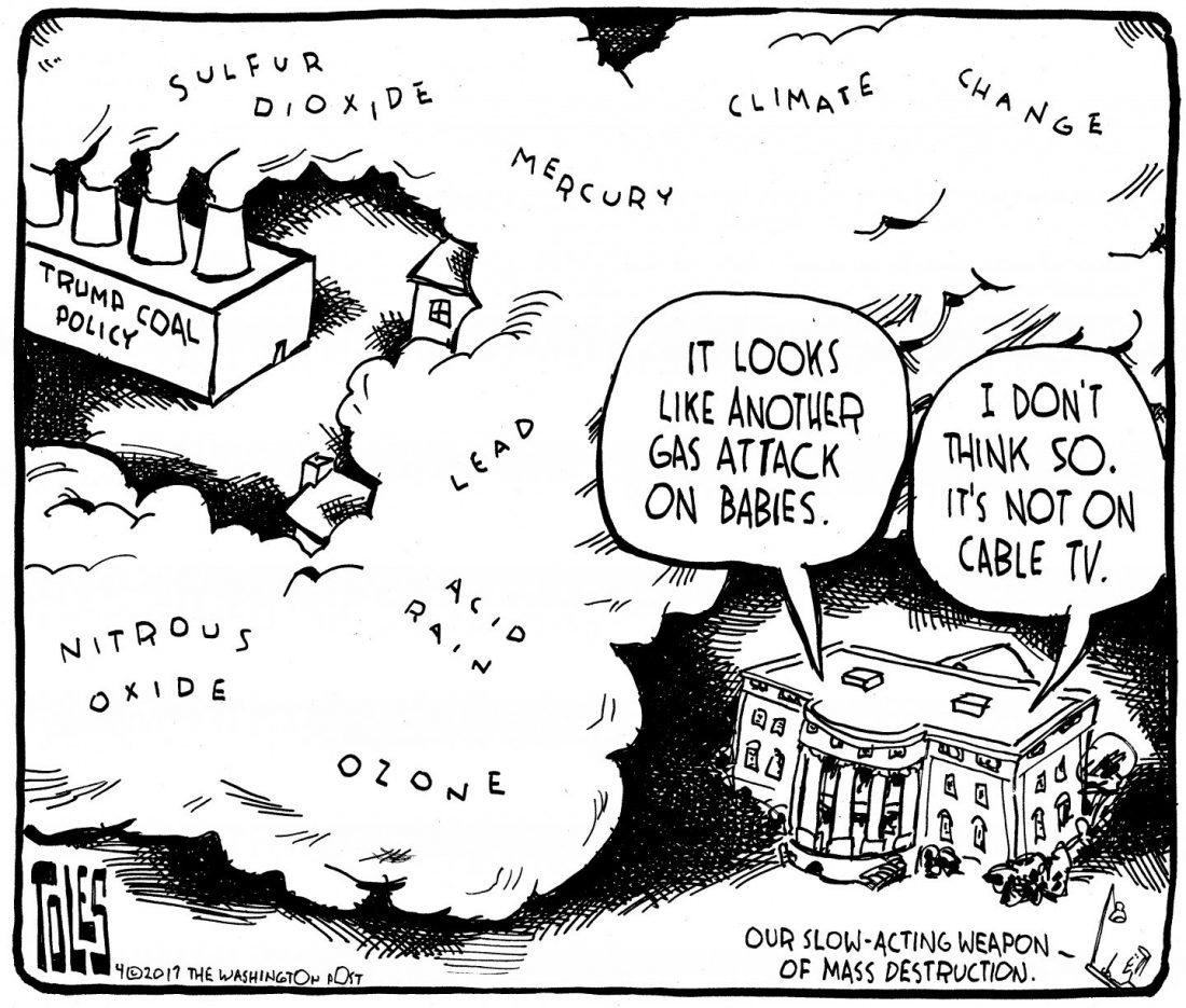 coal, Trump, EPA, climate, smoke, smog, pollution, ozone,