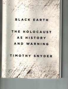 Tymothy Snyder's book