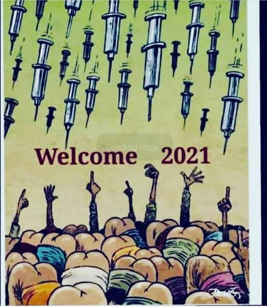 vaccine, hope, new year, 2021