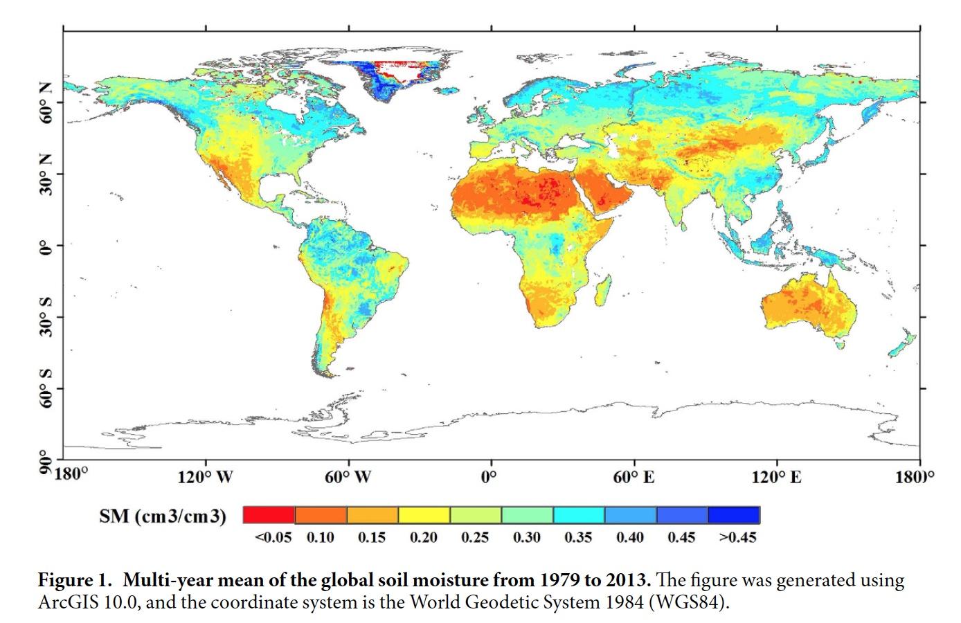 moisture, precipitation, drought, flood, soil